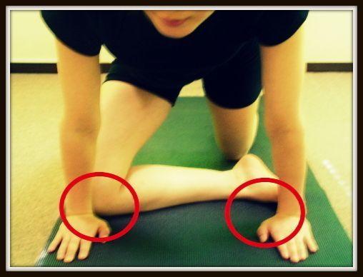 改善ストレッチ 膝下O脚(XO脚)O脚 内まき膝 太ももの外側   中目黒整体レメディオが教える 大転子 骨盤 膝下O脚のなおし方