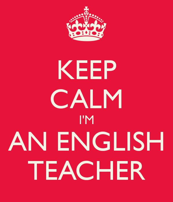 What's the difference between high school English teacher and English Professor?