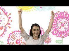 """YOGIC / Yoga para Niños - Postura """"La Lluvia"""" - Juegos y canciones infantiles - YouTube"""