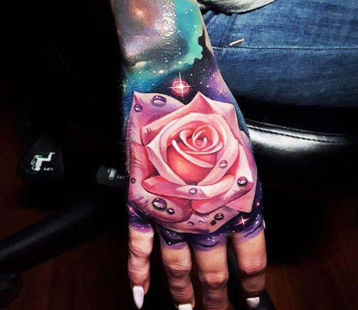 Best 25 Lavender Tattoo Ideas On Pinterest: Best 25+ Purple Rose Tattoos Ideas On Pinterest