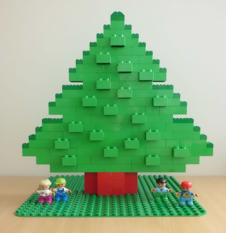 Duplo kerstboom 2