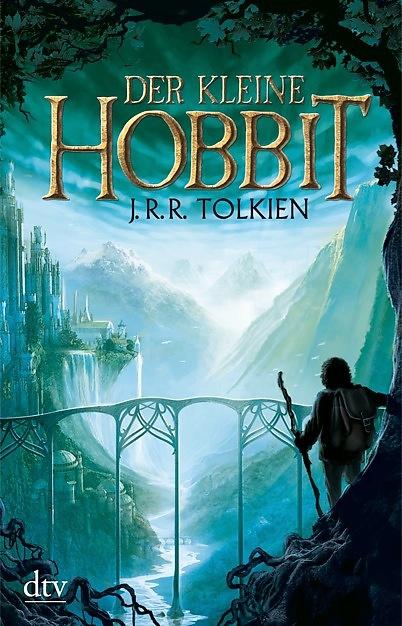 Der kleine HobbitGroßes Format von J.R.R. Tolkien