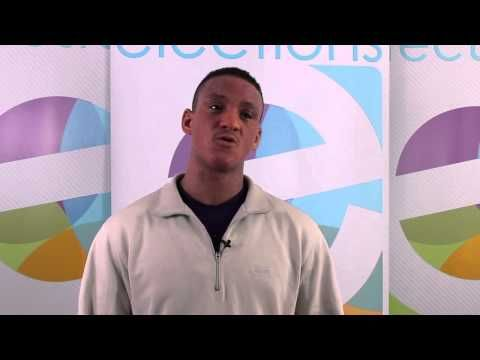 Goldsmiths Students' Union Elections 2014 - example of candidate video