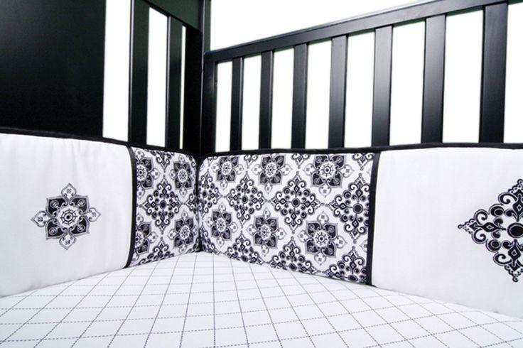 Trend Lab - Versailles - Crib Bumpers