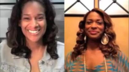 She is lovely! She is talented! She is FUNNY! I go BEYOND THE STUDIO with cast member, Kimrie Lewis-Davis about her role in the Tyler Perry production, PEEPLES. Show Kimrie some love with a like!