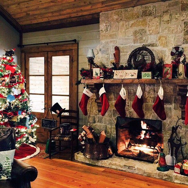 579 best Christmas Lodge images on Pinterest | Christmas lodge ...