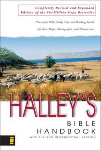 Halley's Bible Handbook with New International Version Revised & Expanded Halley