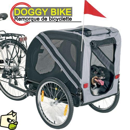 REMORQUE de bicyclette DOGGY-BIKE ™ Liner pour chiens en vélo