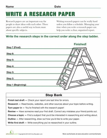 12 Best Research Paper Images On Pinterest | Teaching Writing