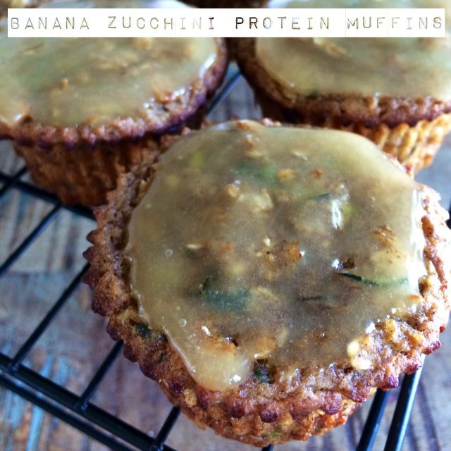 Clean Simple Foodie - Erika Peterson's recipe was shared on Heidi Powell's page.  I haven't gotten out of my comfort zone yet - just might with these muffins :)