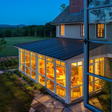 25 Best Ideas About Small Screened Porch On Pinterest