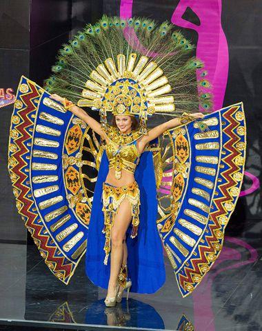 trajes tipicos de guayaquil - ecuador