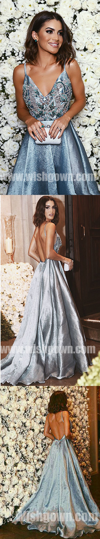 Popular Open Back Evening Inexpensive Long Prom Dresses, WG1081 #promdress #promdresses #longpromdress #longpromdresses #dress #dresses