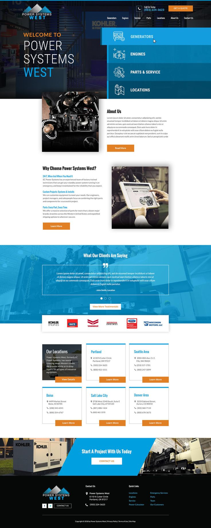 Engineering Website Design High End Branding Luxury Branding Luxury Website Design Contemp Web Design Inspiration Portfolio Luxury Website Homepage Design