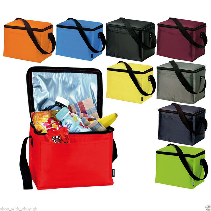 #Insulated thermal #cooler bag #lunch time sandwich drink cool storage chilled zi,  View more on the LINK: http://www.zeppy.io/product/gb/2/311611470121/