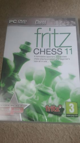 Fritz #chess 11, beginner to ##chessmaster & #hours of video tutorials, pc game,  View more on the LINK: 	http://www.zeppy.io/product/gb/2/282205301294/