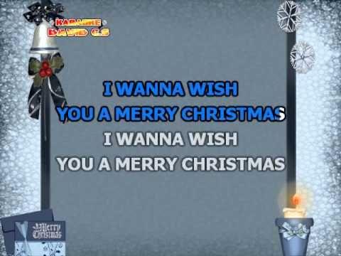 Karaoke Feliz Navidad - Boney M * - YouTube
