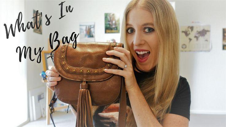 What's In My Bag? | Krysti Jaims