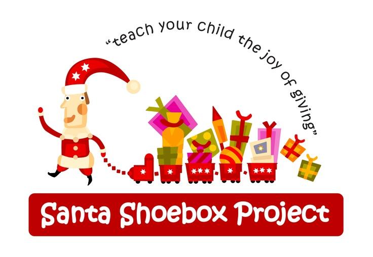 Santa shoebox SA