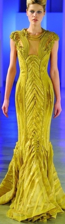 Yellow Couture ♥✤ | Keep the Glamour | BeStayBeautiful