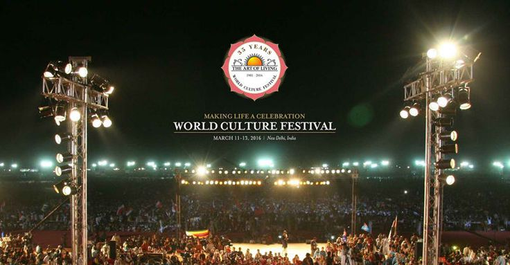 World Cultural Festival - What Embarrassed Sri Sri Ravishankar? - http://thehawkindia.com/news/world-cultural-festival-what-embarrassed-sri-sri-ravishankar/