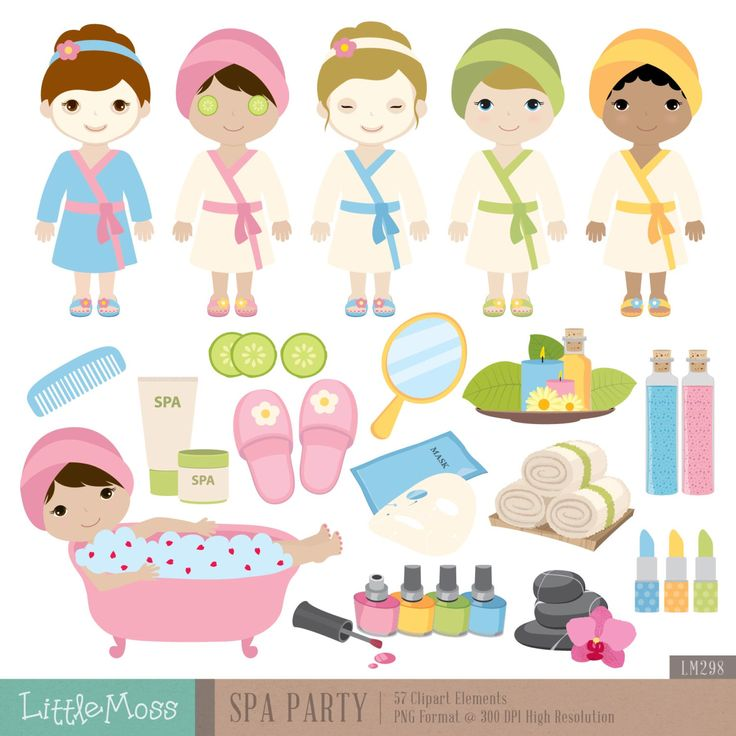 245 best clip art spa images on pinterest silhouette design clip rh pinterest com spa clipart images Spa Flowers