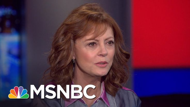 Susan Sarandon Talks Bernie Sanders, and why Hillary Clinton is on the wrong side of to many issues and is not to be trusted.... BERNIE or BUST !