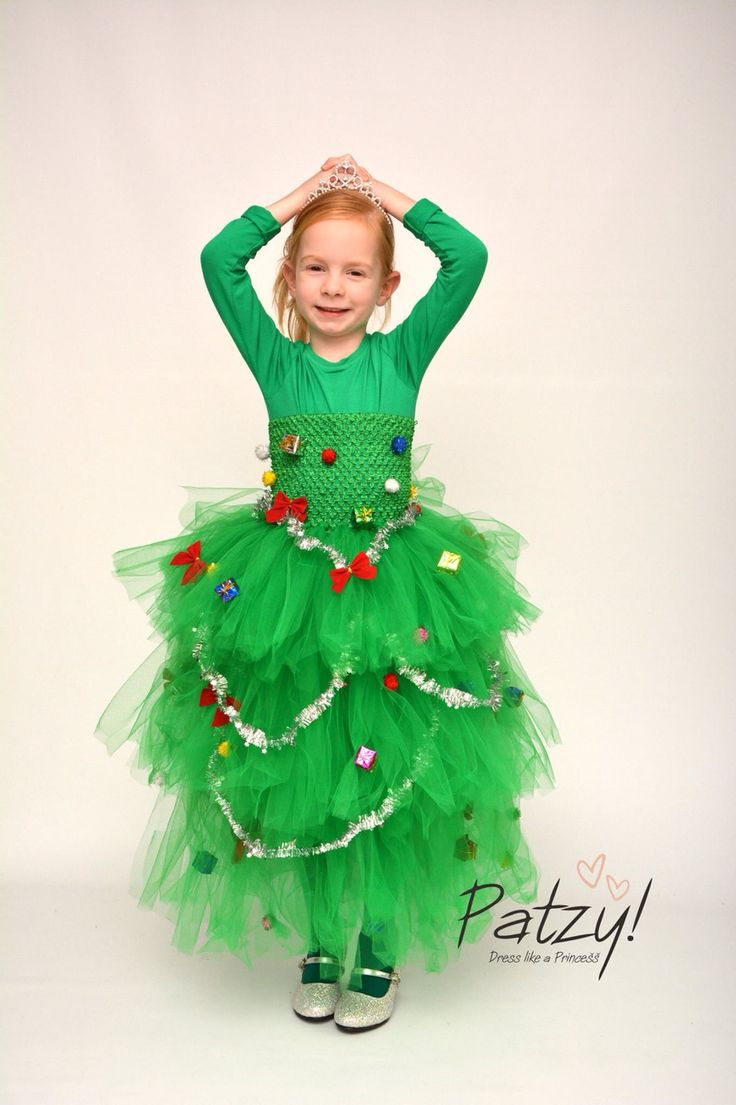 Kerstboom jurk/ Christmas tree dress Made by www.patzy.nl & www.facebook.com/patzydresses