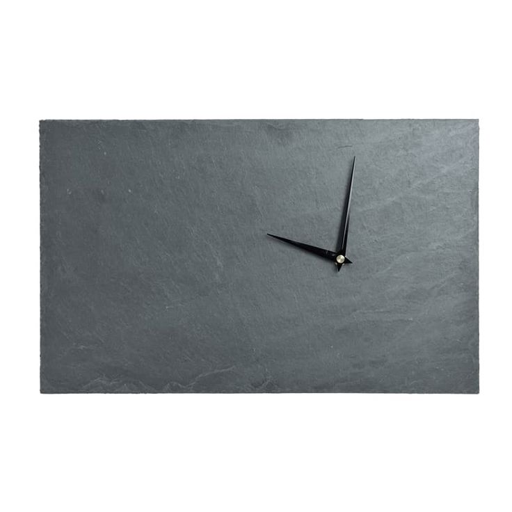 GIE El Slate Wall Clock - Design Shop