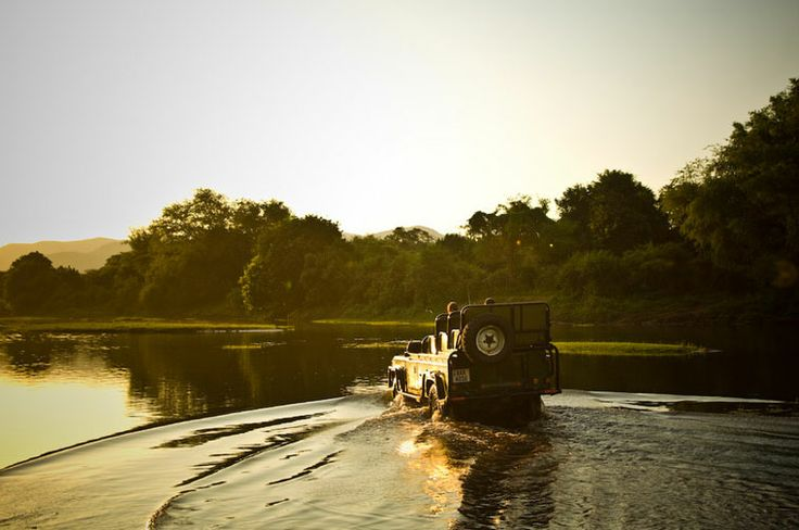 Kasaka River Lodge - Lower Zambezi National Park #Zambia