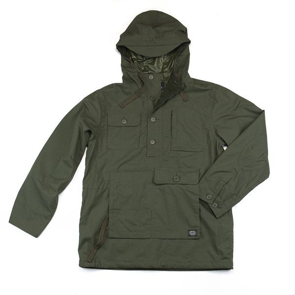 Snow Peak | Fire Protect Parka