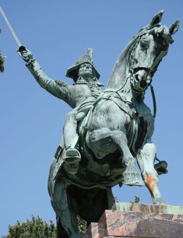 kosciuszko tadeusz | Tadeusz Kościuszko będzie miał swój park w Ohio - Histmag.org