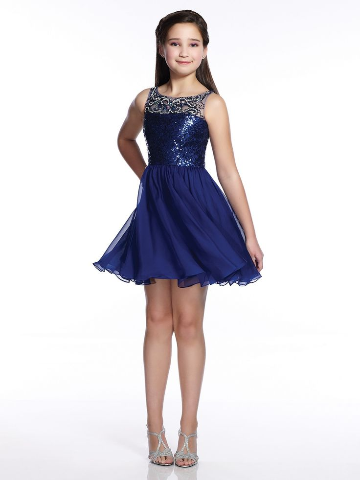 Everything Formals - Lexie Girls Cocktail Dress TW21542, $232.00 (http://www.everythingformals.com/Lexie-TW21542/)