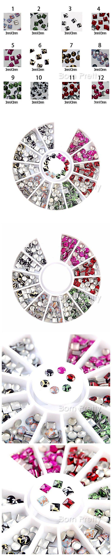 11 besten Pinceles para uñas Bilder auf Pinterest | Gel-Nägel, die ...
