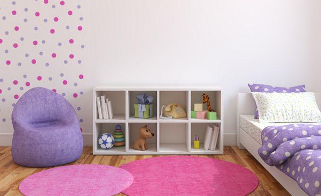 21 best cuartos decorados images on pinterest child room for Cuartos para ninas decorados