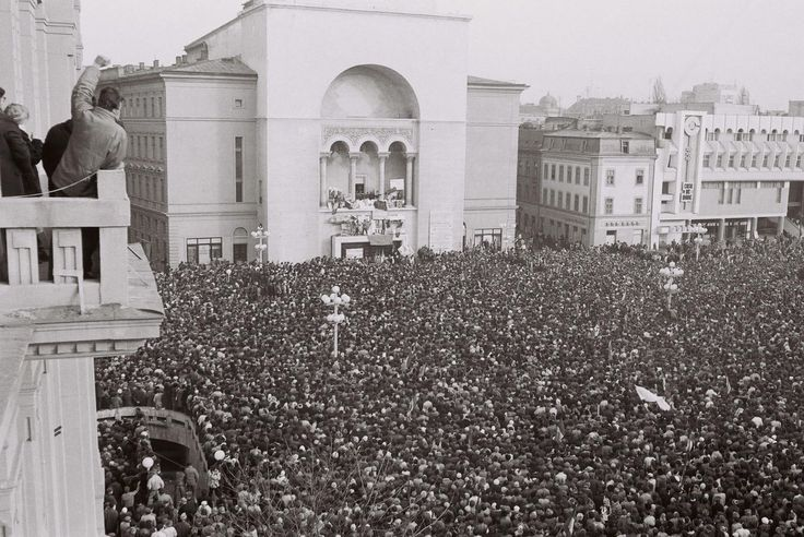 JURNAL. 21 decembrie 1989. Timișoara, oraș liber
