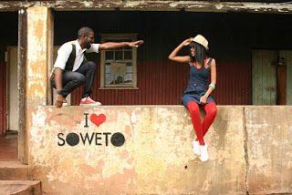 Thesis Social Jam Session: I LOVE Avant-garde SOWETO