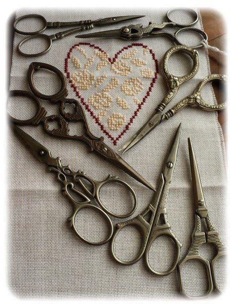 Antique Scissors                                                       …