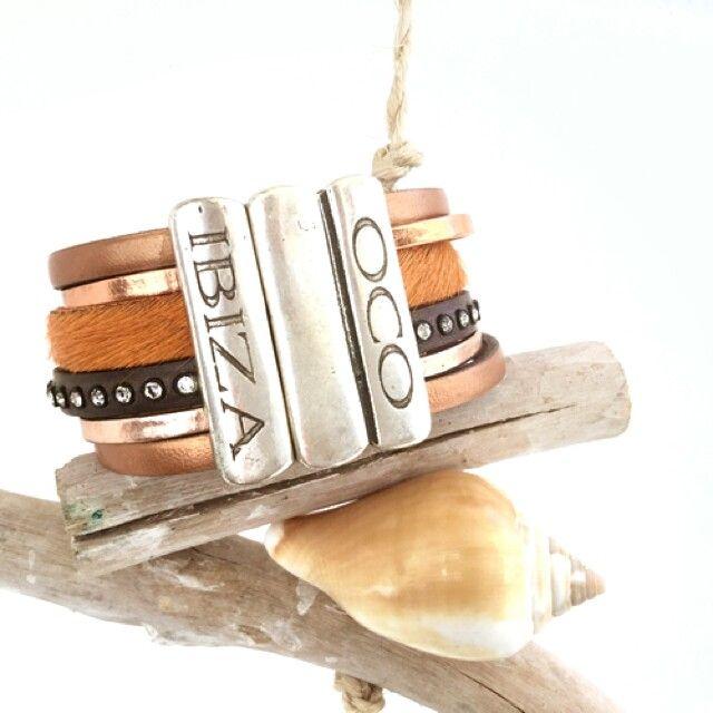 OCO Ibiza Bracelet - Handmade - One of a kind - Order by WhatsApp: 0034 667 640 713