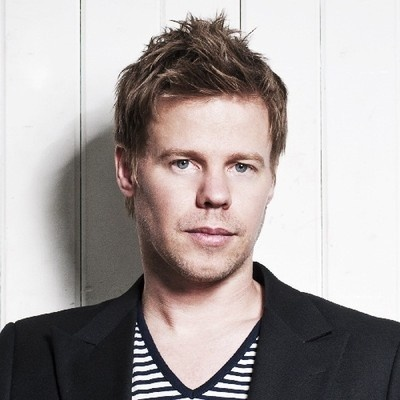 Ferry Corsten, one of my favorite trance music DJs, listen to him weekly on his radio show, Corsten's Countdown @  http://soundcloud.com/ferry-corsten