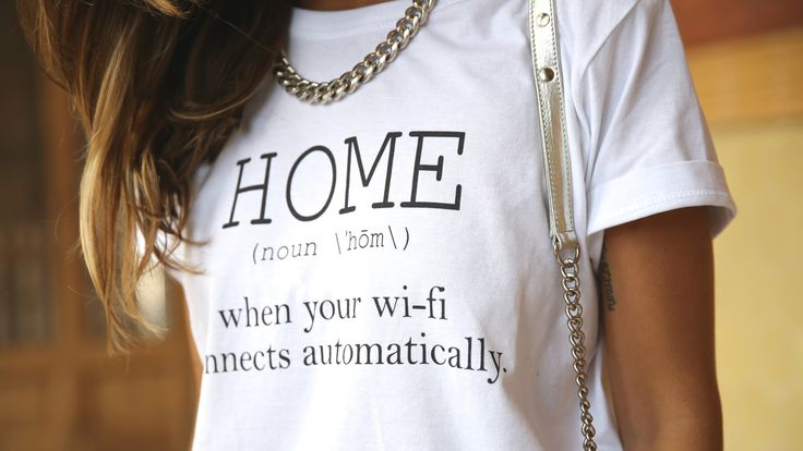 HOME: when your wi-fi connects automatically