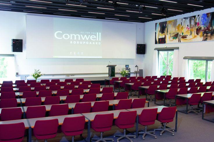 Møde & konference #Comwell #Borupgaard #møde #konference #lokaler