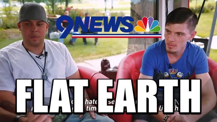 Flat Earth | 9News Denver | Flat Earthers Who Reject Basic Science ▶️️  Published on Aug 22, 2017