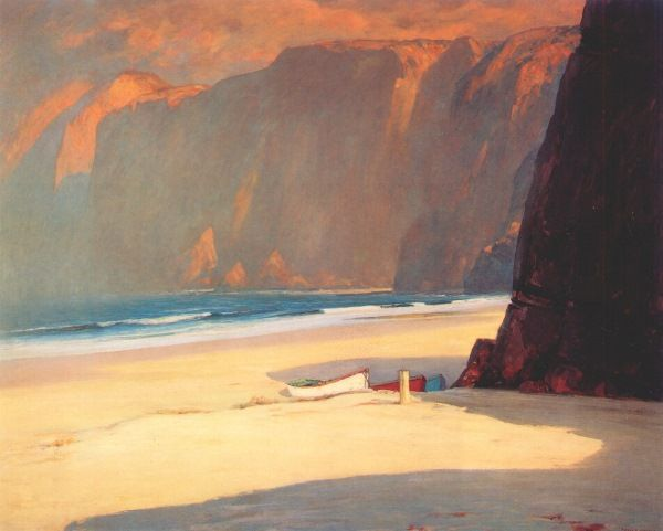 In Morning Light- Alfred Mitchell