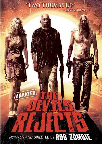 The Devil's Rejects - one of my favorite movies. Can't get enough Baby (Sheri Moon Zombie), Captain Spaulding (Sid Haig) & Otis (Bill Moseley) - our simultaneously compelling & repulsive protagonist villains. A gritty 70's-esque bloodbath, shot beautifully!