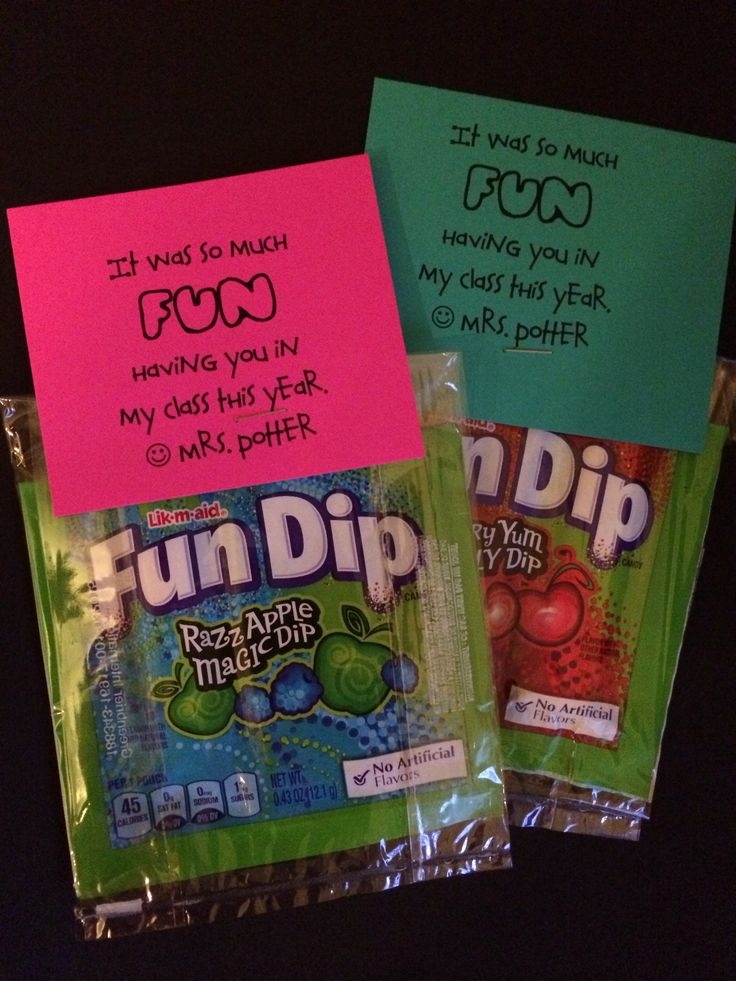 Classroom Gift Ideas For Students : End of the year student treat classroom pinterest
