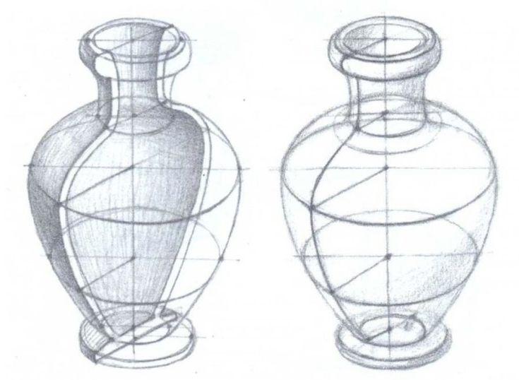 Как нарисовать круг в перспективе   artlab.club