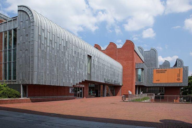 Museum Ludwig, Köln Germany, Fotos By Nathalie Dampmann Aka Lee M
