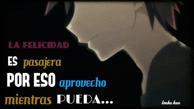 Frases del anime shokugeki no souma.  anime en español by touka kun