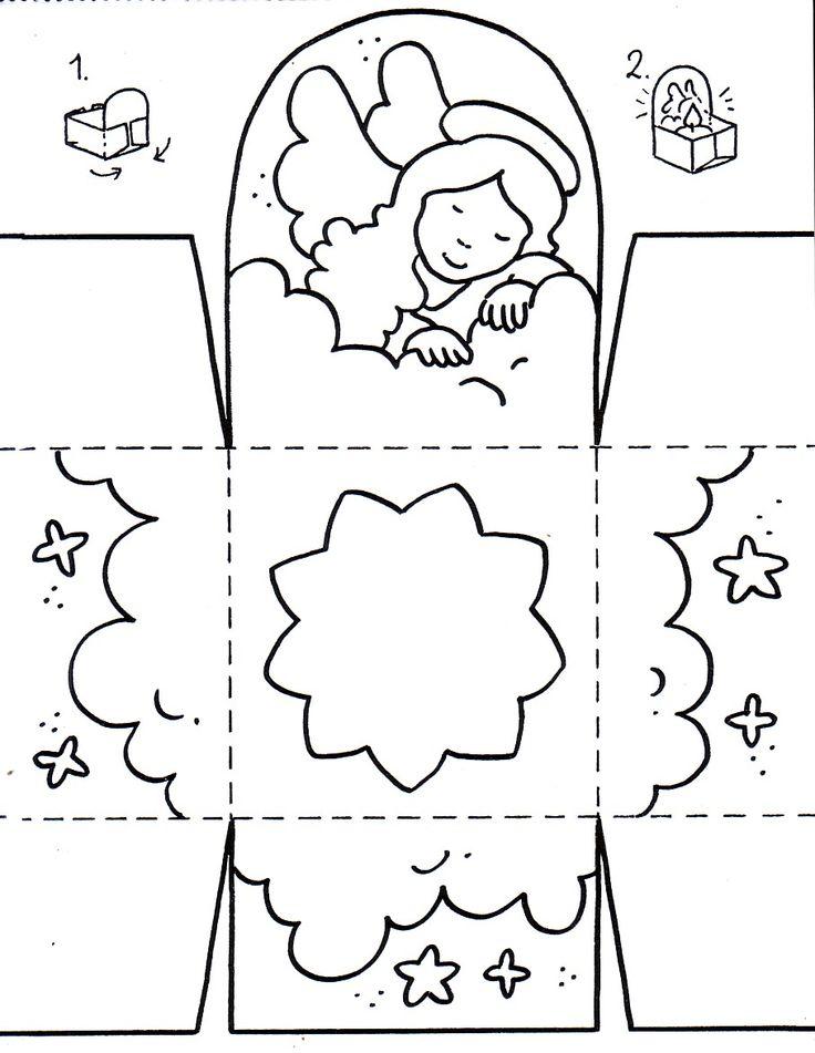 Angyalkás doboz